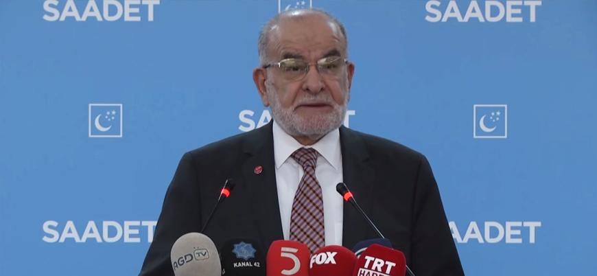 Karamollaoğlu: İslam alemi ihtilafları bir kenara bırakıp İran'a sahip çıkmalı