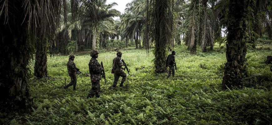 Kongo'da IŞİD ile ordu güçleri arasında çatışma