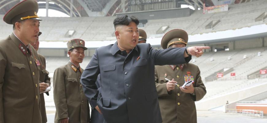 """""""Kuzey Kore ABD ile müzakereleri yürüten heyetin üyelerini idam etti"""""""