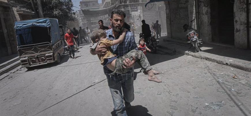 Esed rejimi yanlısı oyuncular İdlib'de yaşanan katliamla alay etti