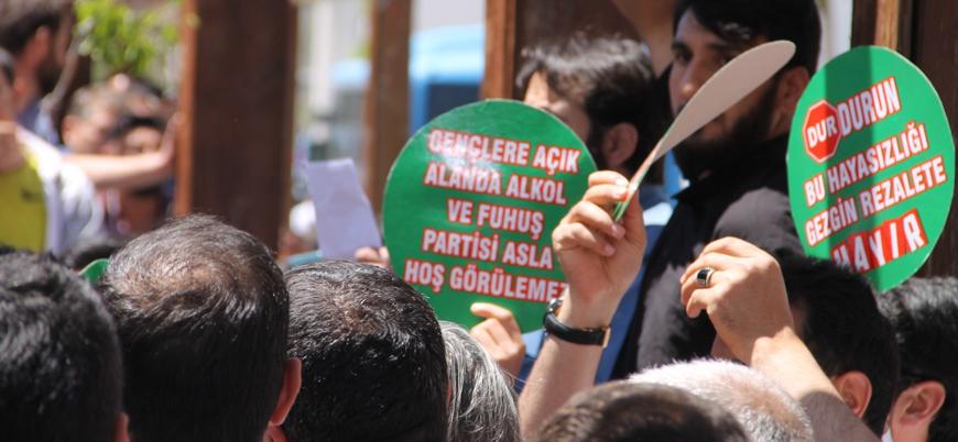 Van'da Gezgin Fest'e karşı açıklama yapan bölge halkına 8 bin lira ceza kesildi