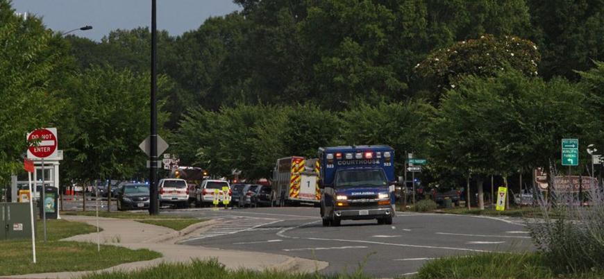 ABD'de silahlı saldırı: 12 ölü 4 yaralı