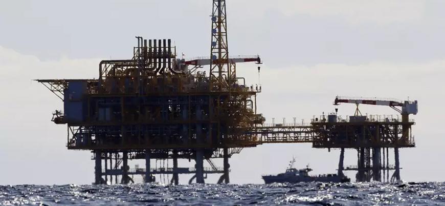 Lübnan'dan Akdeniz'de doğalgaz atağı
