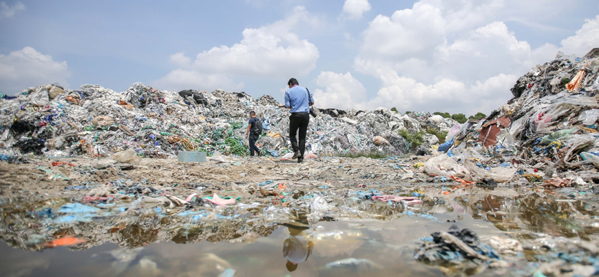 Türkiye AB ve ABD'nin 'çöplük üssü' oldu