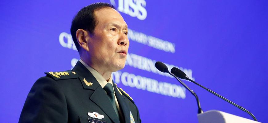 Çin'den ABD'ye: Hakkımızı koruyacağız