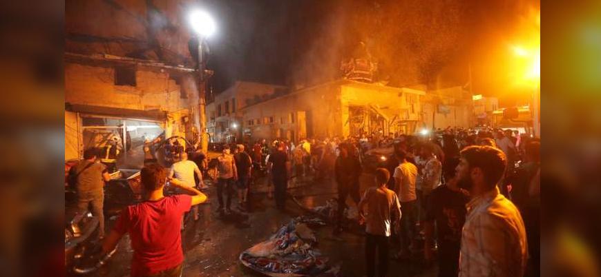 Azez'de bombalı araç saldırısı: 17 sivil hayatını kaybetti