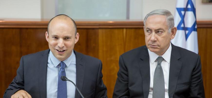 Netanyahu erken seçim öncesi 2 bakanı görevden aldı