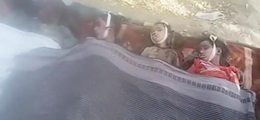Afganistan'da sivillerin öldüğü saldırının sorumlusu ABD çıktı