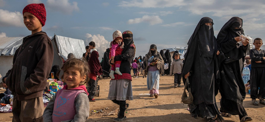 El Hol toplama kampında bir yılda 500'den fazla kişi öldü