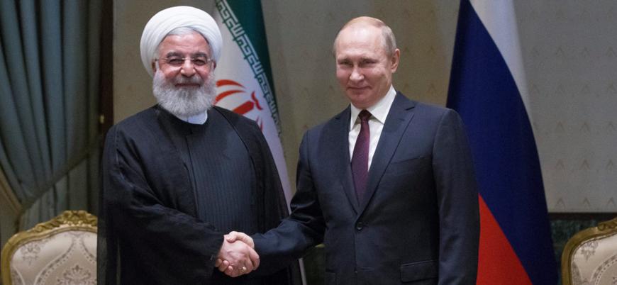 """""""Rusya Suriye'de İran'a etki ederse İsrail ve ABD Esed'i tanıyacak"""""""