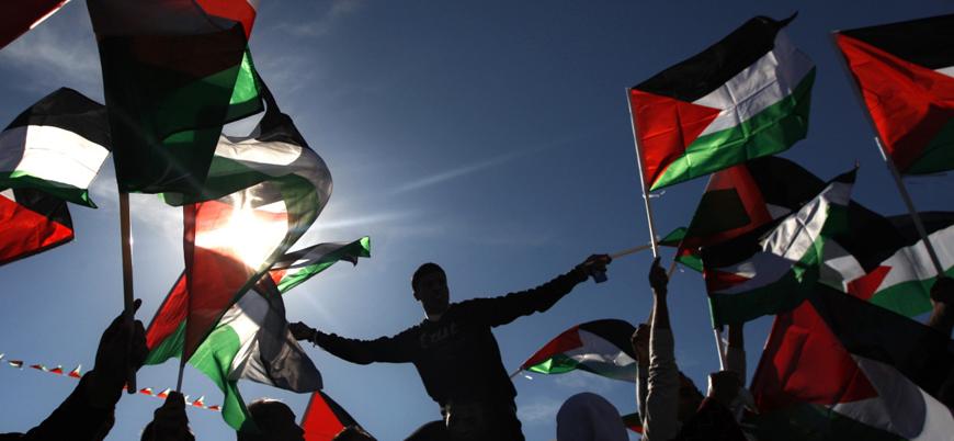 ABD: Filistinliler kendilerini yönetebilecek durumda değil