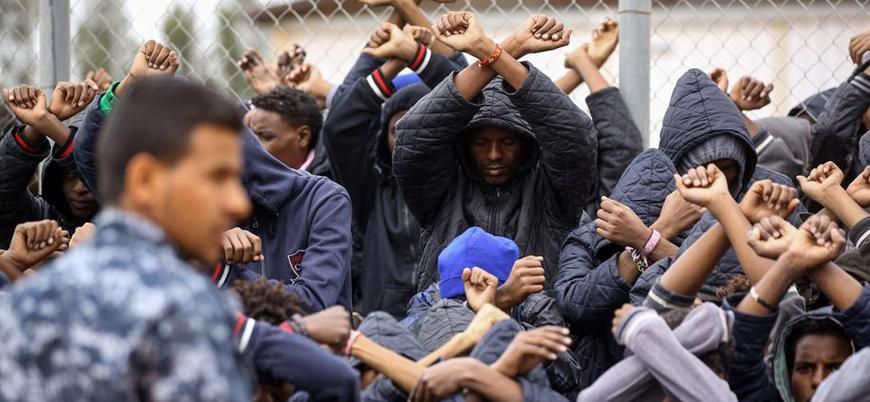 Akdeniz'de hayatını kaybeden mülteciler için AB aleyhine soruşturma