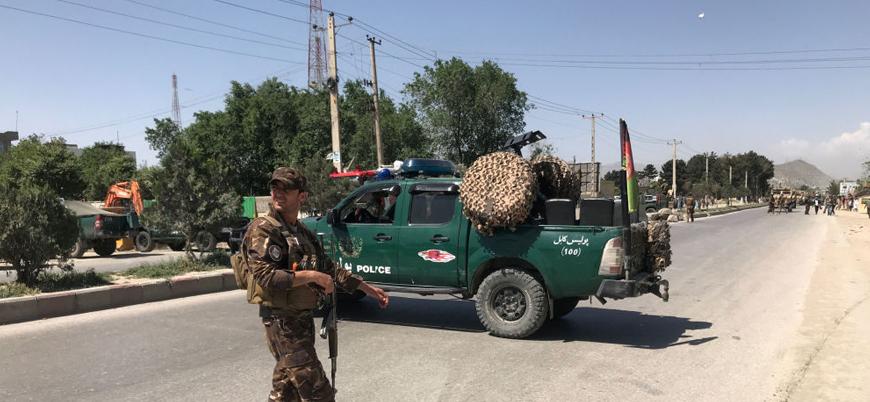 Afganistan'ın başkenti Kabil'de bombalı saldırı: 5 ölü