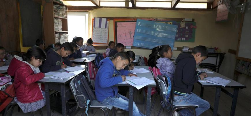 İsrail Batı Şeria'da AB'nin inşa ettirdiği okulları satışa çıkardı