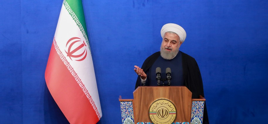 Ruhani'den Suudilere: Hastane vurmadılar ki rahatsız olasınız
