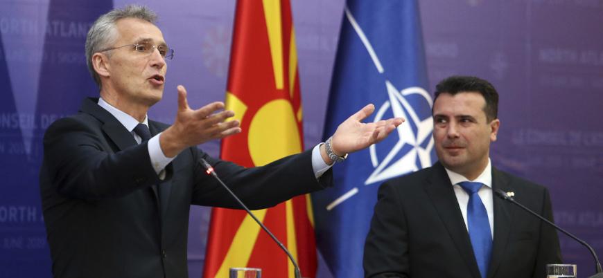 NATO: Kuzey Makedonya 30. üyemiz olacak