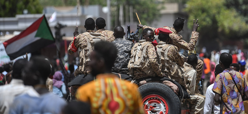 Sudan'da Askeri Geçiş Konseyi muhaliflerle anlaşmaları feshetti