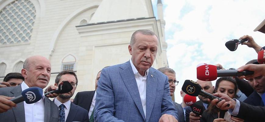 Erdoğan: S-400 konusunda geri adım atılmayacak