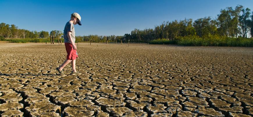 İklim değişikliği 2050'ye kadar sonumuzu getirebilir