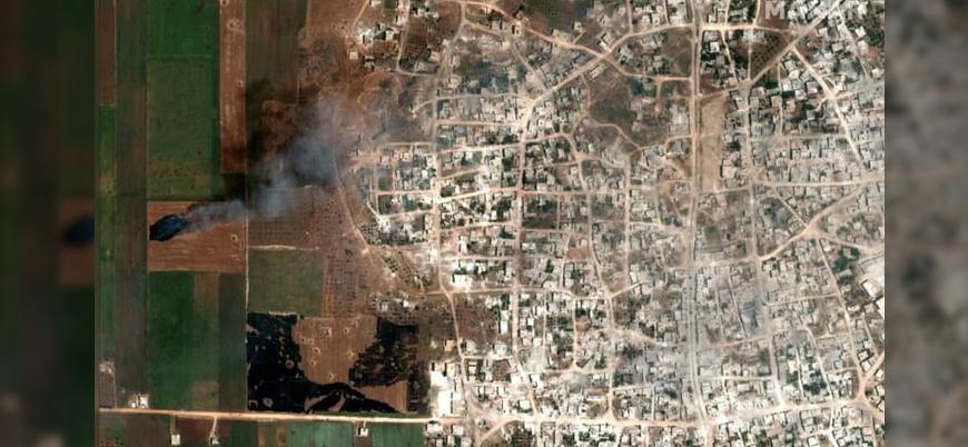 BM: Esed güçleri Suriye'de ekin tarlalarını ateşe veriyor