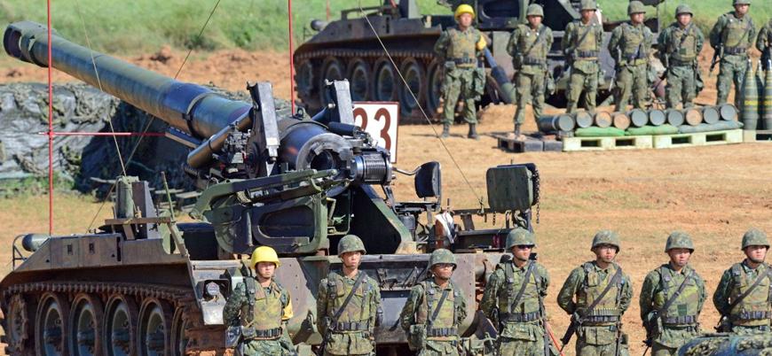 Asya'da gerilim tırmanıyor: ABD Tayvan'a silah satma hazırlığında