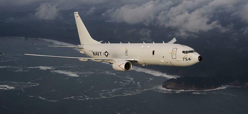 ABD ile Rusya arasında Akdeniz'de savaş uçağı gerginliği