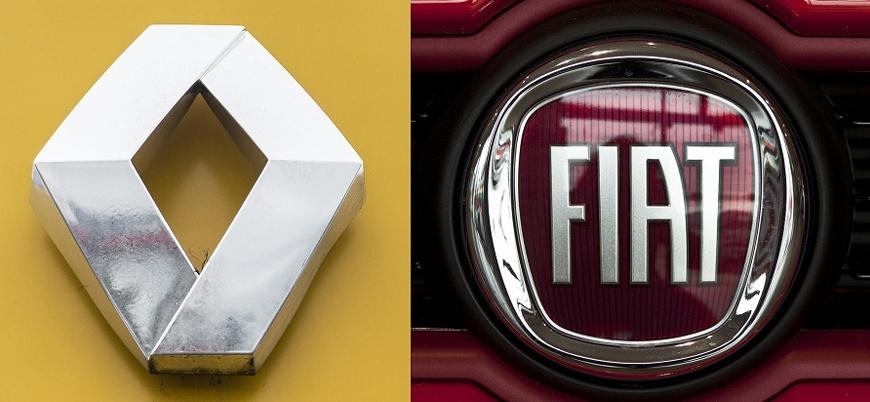 Fiat, Renault ile birleşme teklifini geri çekti