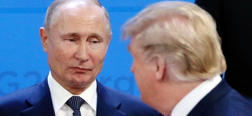 Putin: Trump'ın Twitter mesajlarını okumuyorum
