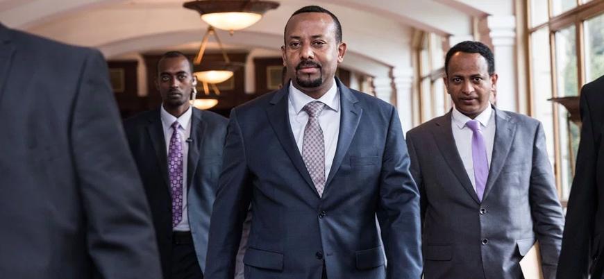 Etiyopya Başbakanı ordu ve muhalefet arasında arabuluculuk için Sudan'da