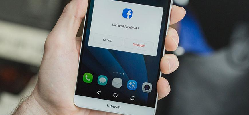 Facebook Huawei telefonlarda ön yüklü olmayacak