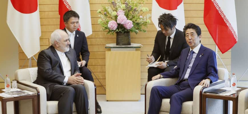 Japonya Başbakanı arabuluculuk için Tahran'ı ziyaret edecek