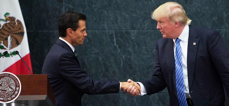 ABD ve Meksika göç anlaşmasını imzaladı