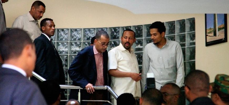 Sudan'da Etiyopya Başbakanı ile görüşen muhalif liderlere tutuklama