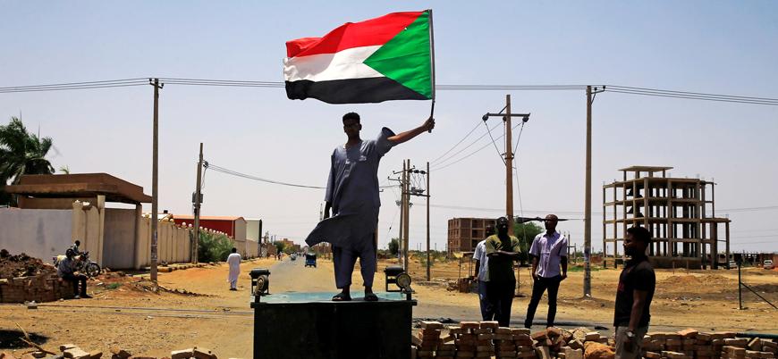 Sudan'da greve hazırlanan muhaliflere tutuklama