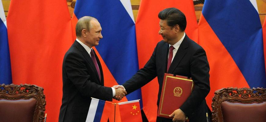 Rusya: ABD Çin ile ilişkilerimizi zayıflatmak için her şeyi yapar