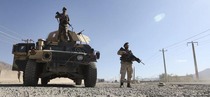 """""""Taliban Afganistan'da Mayıs ayında 5 ilçe merkezini ele geçirdi"""""""