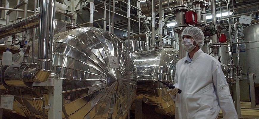 İran uranyum zenginleştirme kapasitesini artırdı