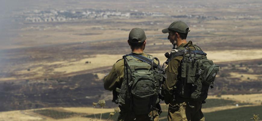 İsrail'den Batı Şeria'da Filistin güvenlik güçlerine saldırı