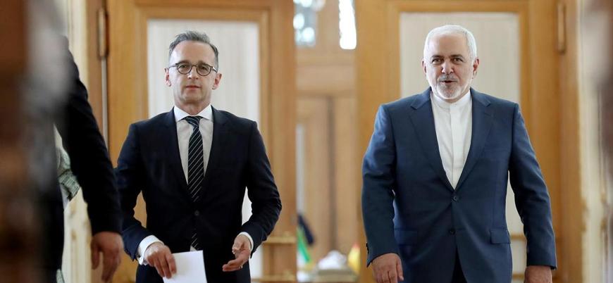 İran'dan 'eli boş dönen' Alman Dışişleri Bakanı: Dünya barışı tehlikede