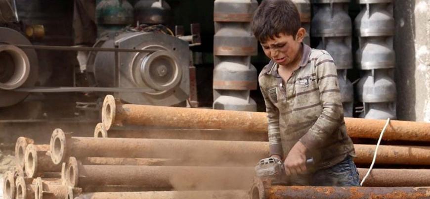 Dünya çapında çocuk işçi sayısı 150 milyonu aştı