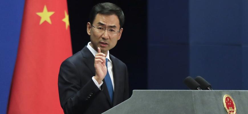 Çin'den Hong Kong açıklaması: Egemenliğimizi koruma irademiz hafife alınmasın