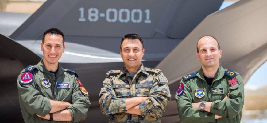 ABD'de Türk pilotların F-35 eğitimleri sonlandırıldı