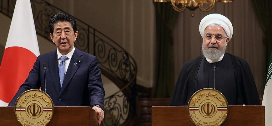 Japonya Başbakanı Abe İran'dan barış için yapıcı olmasını istedi