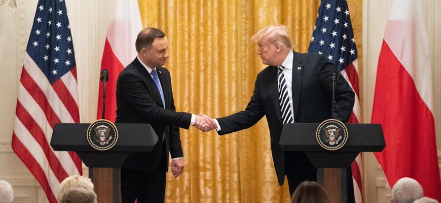 ABD Polonya'ya 2 bin ek asker göndermeyi planlıyor