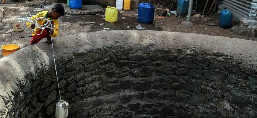 Hindistan'da kuraklık felaketi: 21 kentte yeraltı su kaynakları tükenecek