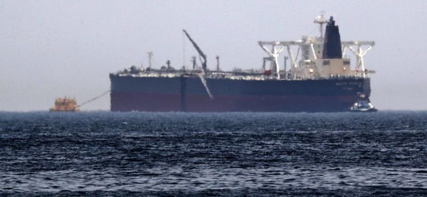 Umman Körfezi'nde iki petrol tankeri vuruldu