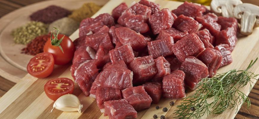 Kırmızı et ithalatı bir yılda yüzde 233 arttı
