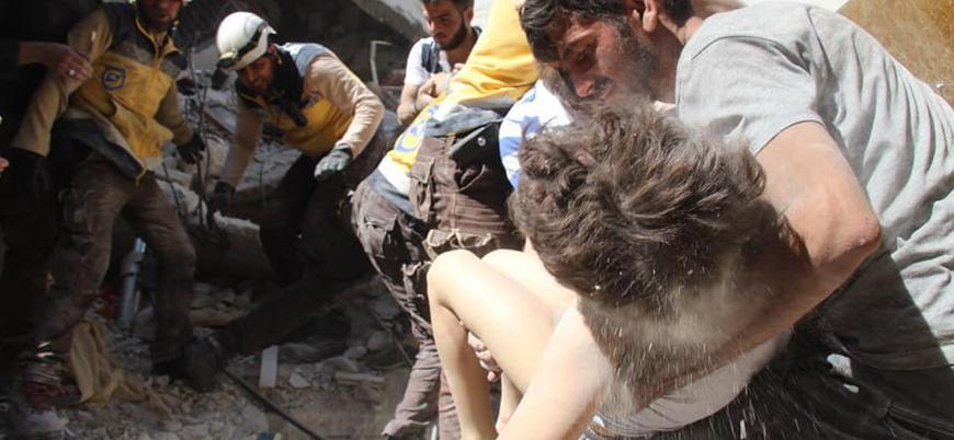 Rusya-Esed ittifakı silahsız bölge anlaşmasından bu yana İdlib'de 800'e yakın sivili öldürdü
