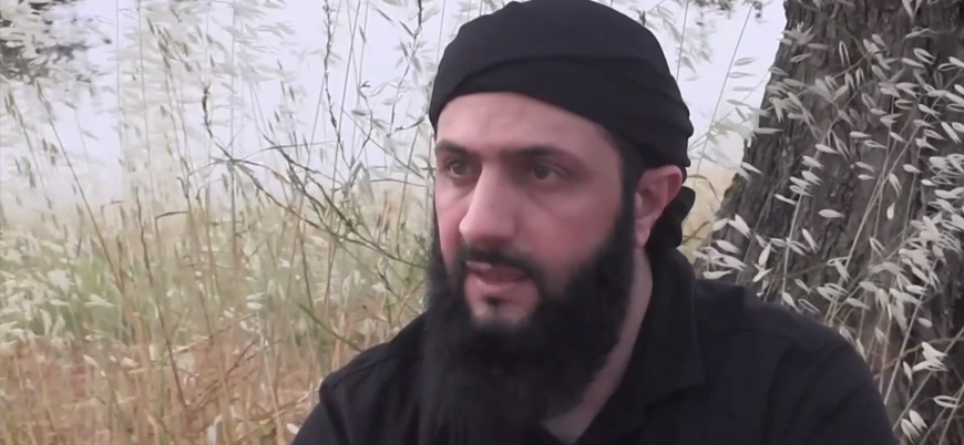 HTŞ lideri Cevlani muhaliflerin Hama saldırısıyla ilgili konuştu