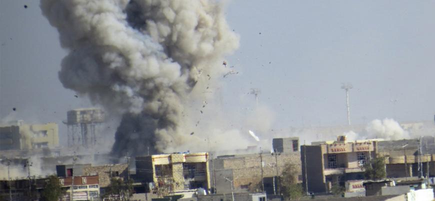 YPG tarafından IŞİD'den geri alınan Rakka ve Deyrizor'da saldırılar devam ediyor